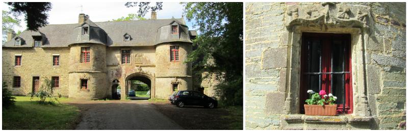 Manoirs et châteaux d'ici et d'ailleurs en Bretagne